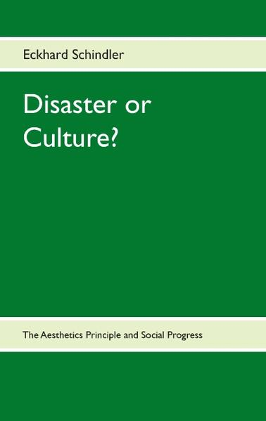 Disaster or Culture? - Coverbild