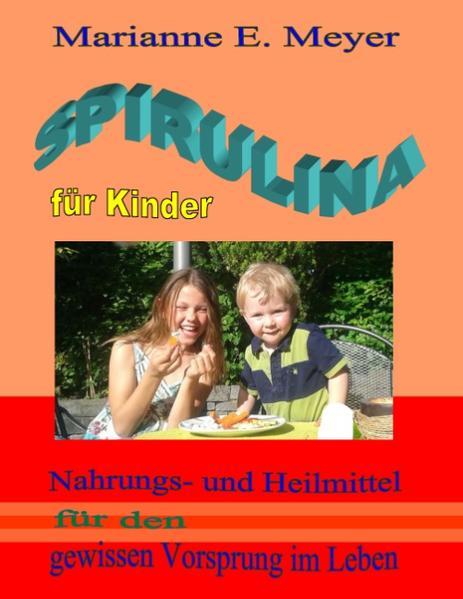 SPIRULINA FÜR KINDER - Coverbild