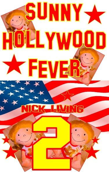 Sunny - Hollywood Fever - Coverbild