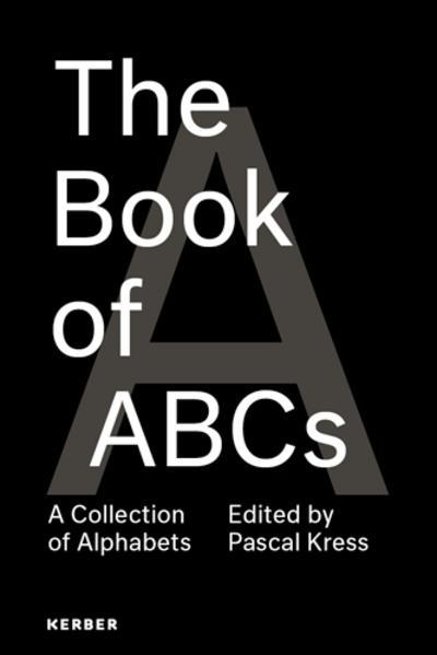 Pascal Kress. The book of ABCs - Coverbild
