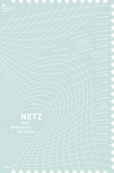 Netz. Vom Spinnen in der Kunst - Coverbild