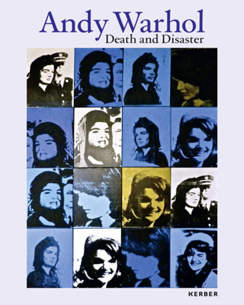 Andy Warhol. Death and Disaster - Coverbild