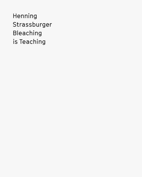 Henning Strassburger - Coverbild