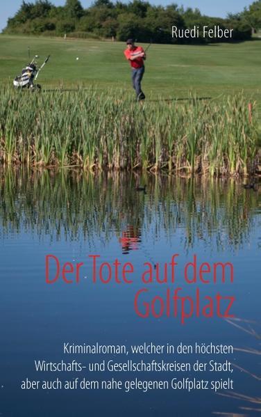Der Tote auf dem Golfplatz - Coverbild