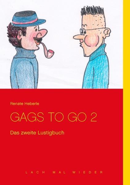GAGS TO GO 2 - Coverbild