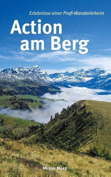 Action am Berg - Coverbild