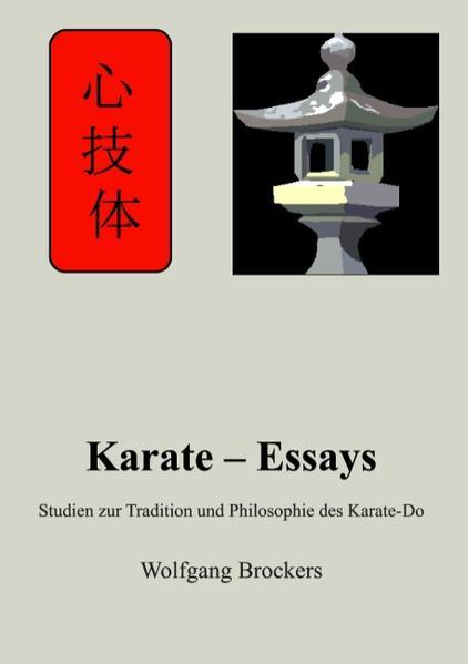 Karate – Essays - Coverbild