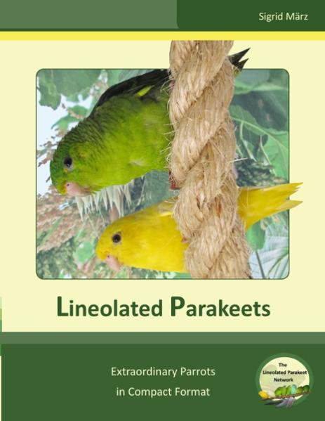 Lineolated Parakeets - Coverbild