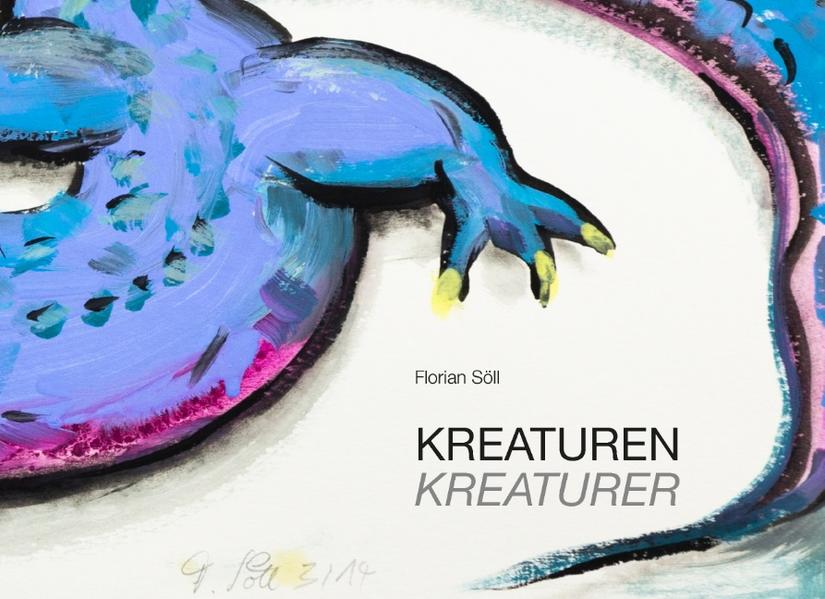 Kreaturen - Coverbild