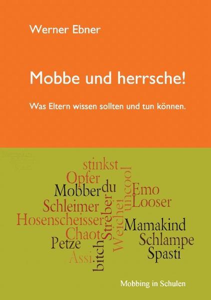 Mobbe und herrsche! - Coverbild