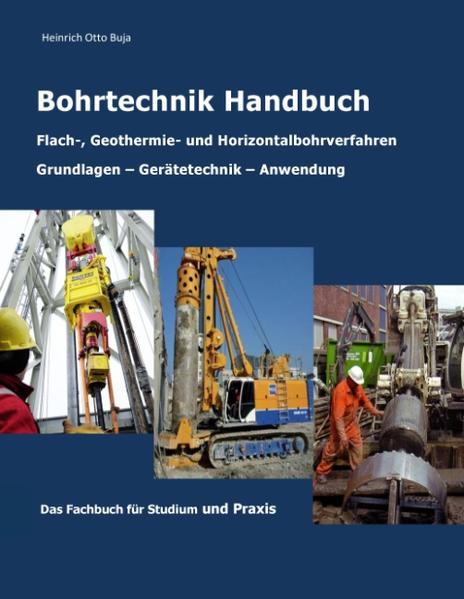 Handbuch der Bohrtechnik - Coverbild