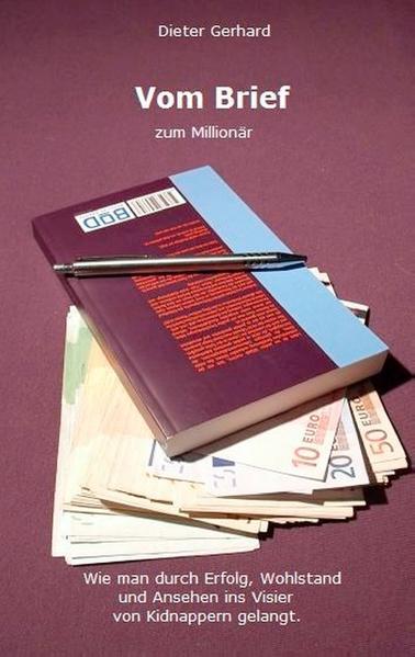Vom Brief zum Millionär - Coverbild