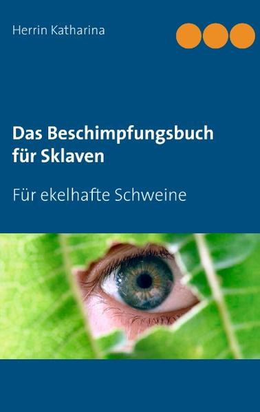 Das Beschimpfungsbuch für Sklaven - Coverbild