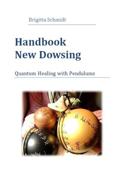 Handbook New Dowsing - Coverbild