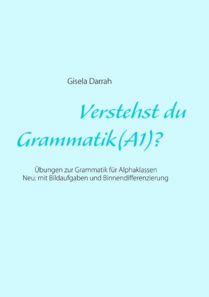 Verstehst du Grammatik? (A1) - Coverbild