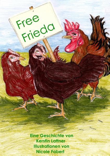 Free Frieda - Coverbild