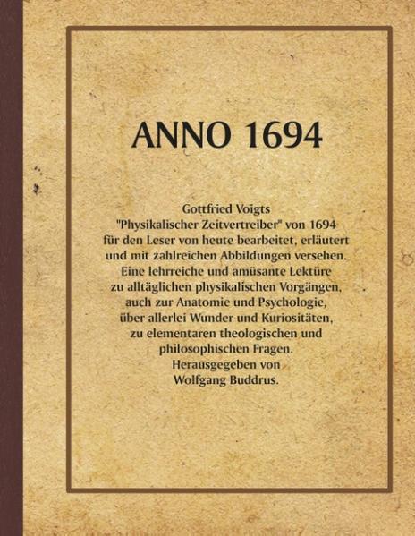 ANNO 1694 - Coverbild