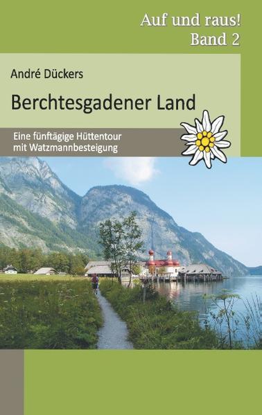 Berchtesgadener Land - Coverbild