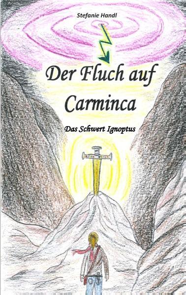 Der Fluch auf Carminca - Coverbild