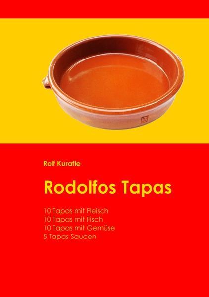Rodolfos Tapas - Coverbild
