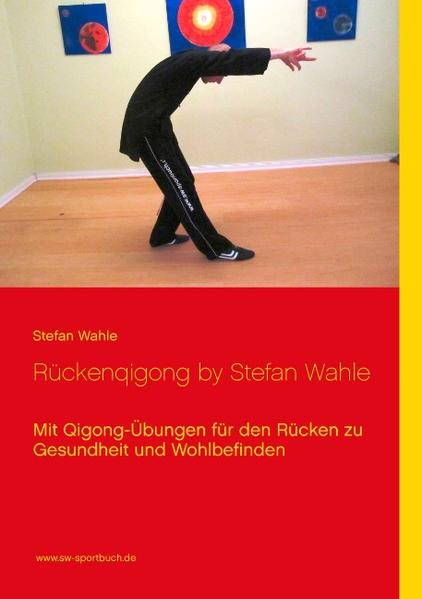 Rückenqigong by Stefan Wahle - Coverbild