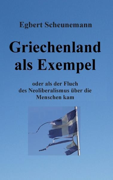 Griechenland als Exempel - Coverbild