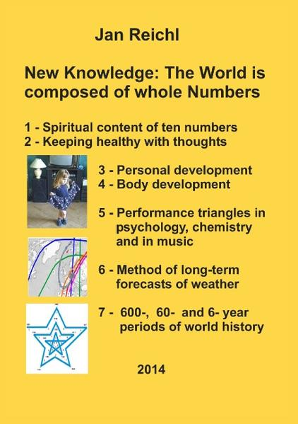New Knowledge: The World is composed of whole Numbers - Coverbild