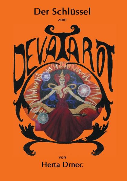 Der Schlüssel zum Deva Tarot - Coverbild