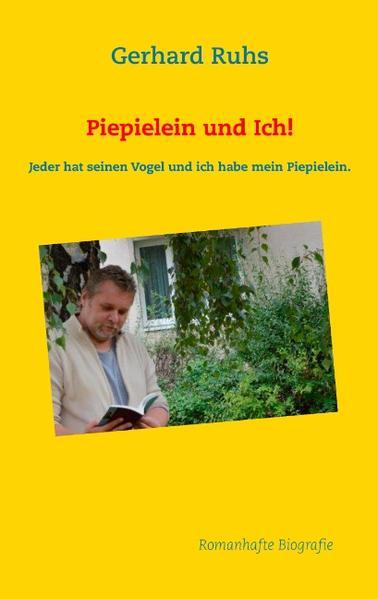 Piepielein und Ich! - Coverbild