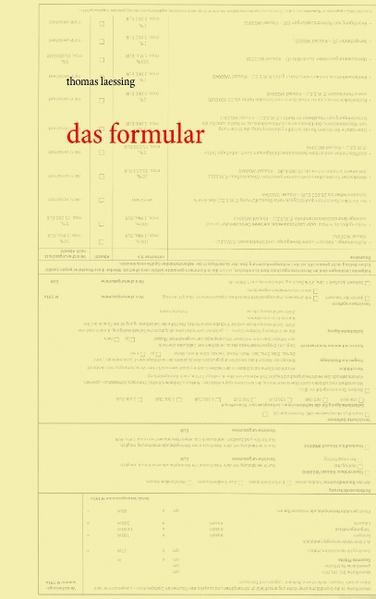 Das Formular - Coverbild