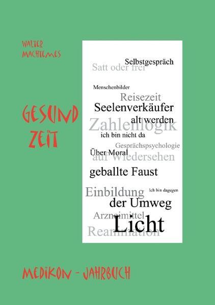 Gesundzeit Medikon Jahrbuch - Coverbild