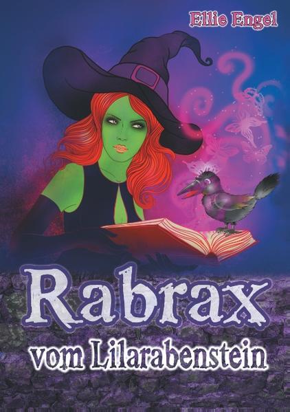 Rabrax vom Lilarabenstein - Coverbild