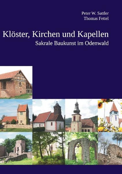 Klöster, Kirchen und Kapellen - Coverbild