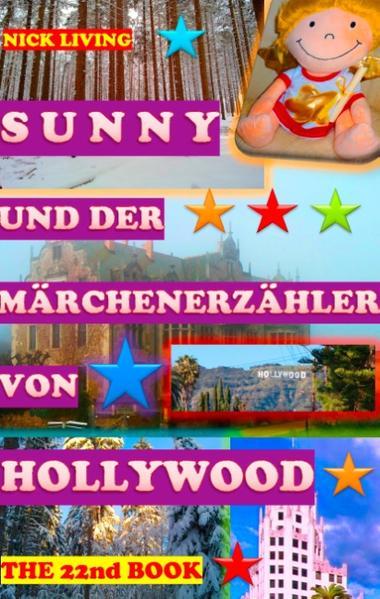 Sunny und der Märchenerzähler von Hollywood - Coverbild