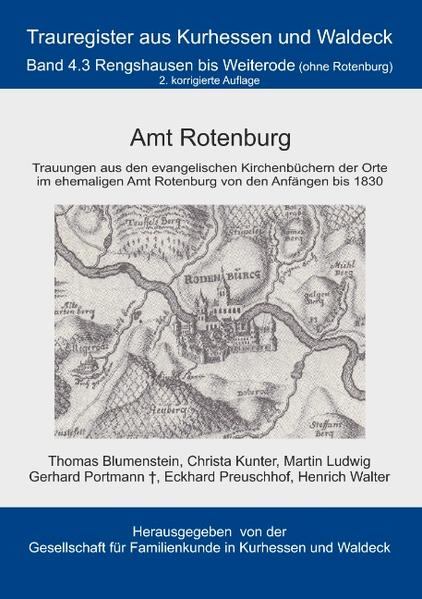 Amt Rotenburg - Coverbild