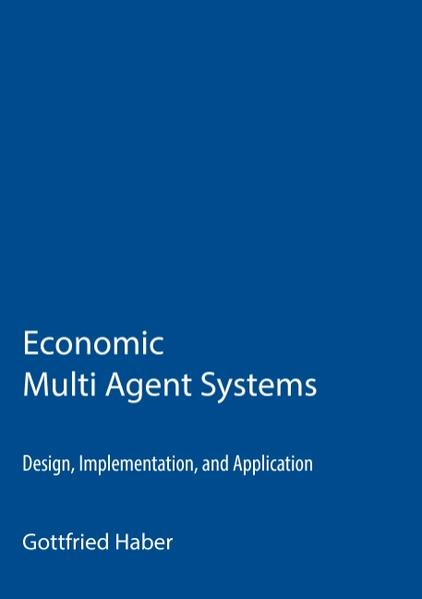 Economic Multi Agent Systems - Coverbild