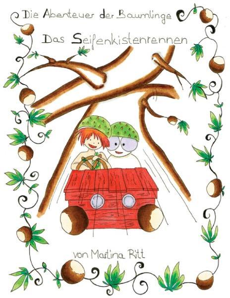 Die Abenteuer der Baumlinge - Coverbild