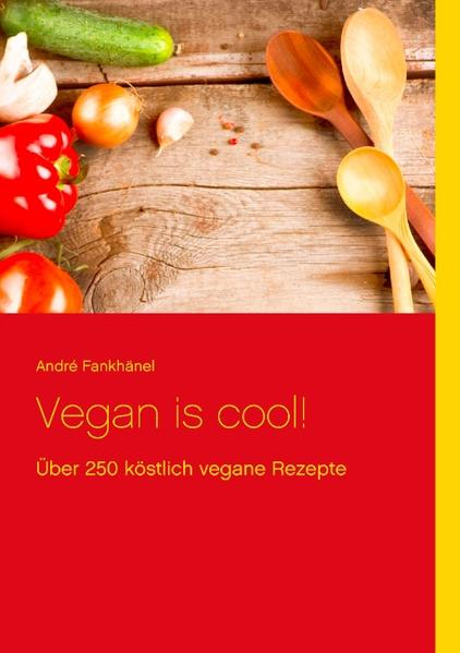Vegan is cool! - Coverbild