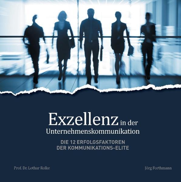 Exzellenz in der Unternehmenskommunikation - Coverbild