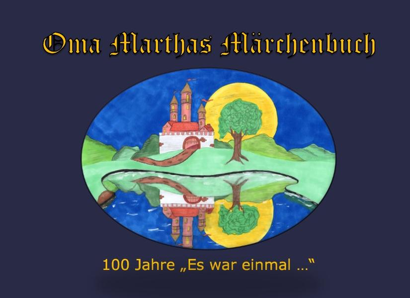 Oma Marthas Märchenbuch - Coverbild