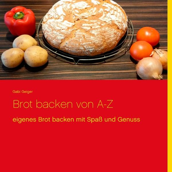 Brot backen von A-Z - Coverbild