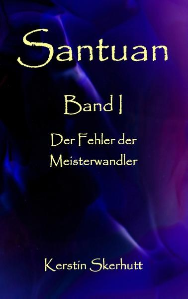Santuan Band I - Coverbild
