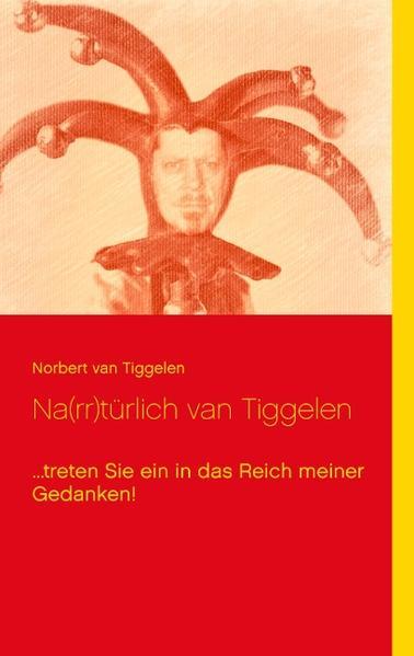 Na(rr)türlich van Tiggelen - Coverbild