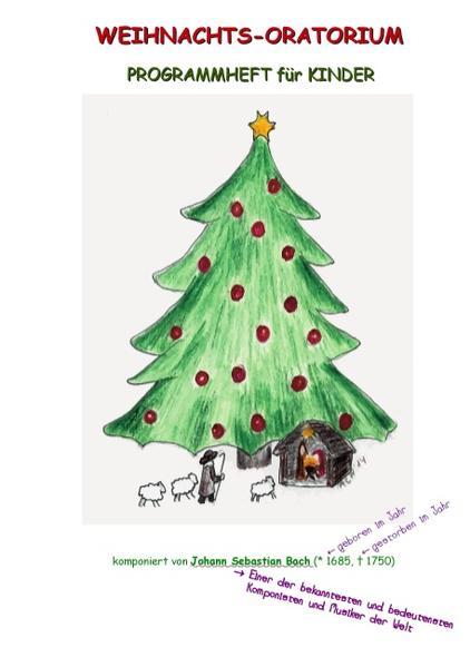 Weihnachts-Oratorium - Coverbild