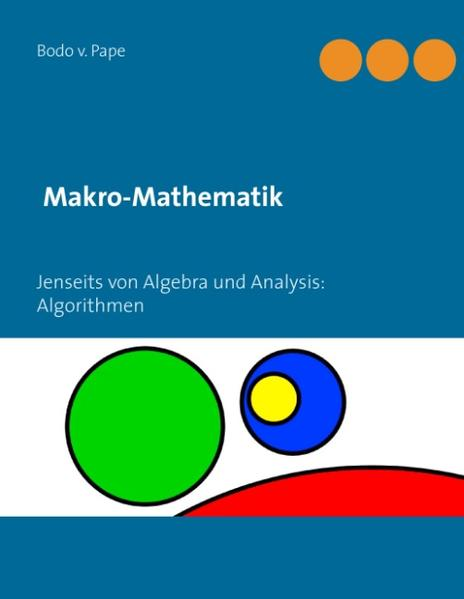 Makro-Mathematik - Coverbild