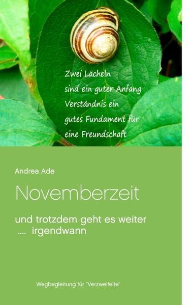 Novemberzeit - Coverbild