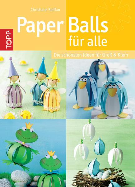 Paper Balls für alle - Coverbild