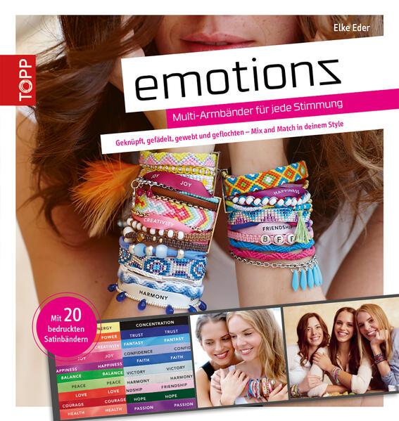 Kostenloser Download Emotionz - Armbänder für jede Stimmung Epub