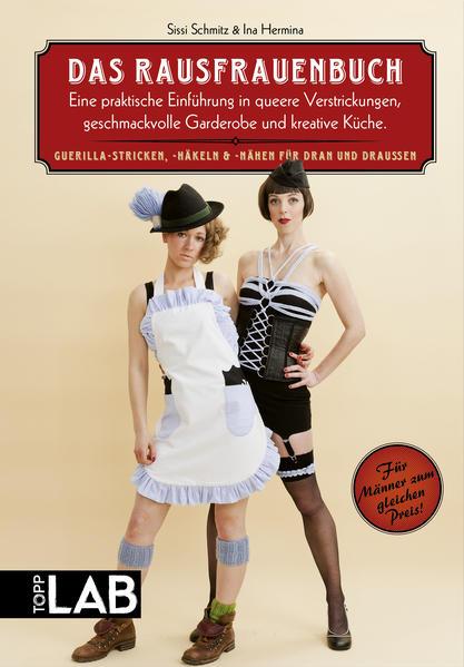 Das Rausfrauenbuch - Coverbild
