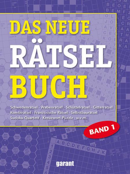Rätsel Buch Band 1 - Coverbild
